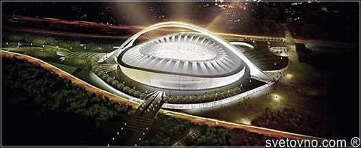 стадион Дърбан