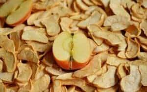 Сушена ябълка