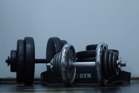 Тренировка на мускулите на цялото тяло