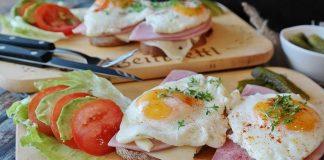 Протеинови храни - яйца