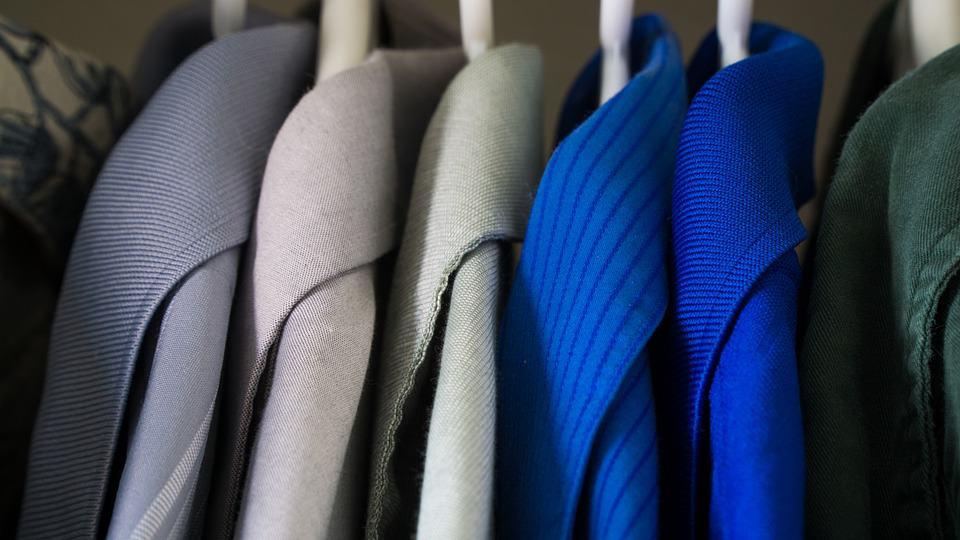 Подредба на гардероб