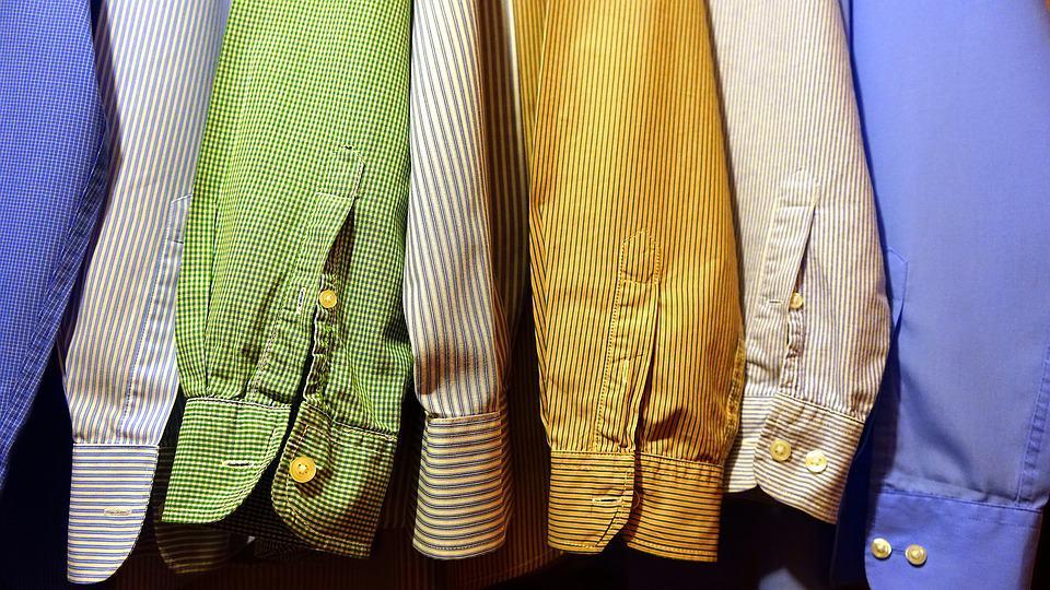 Ризи в гардероба