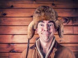 Носите ли зимна шапка?