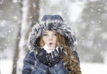Поддръжка на косата през зимата