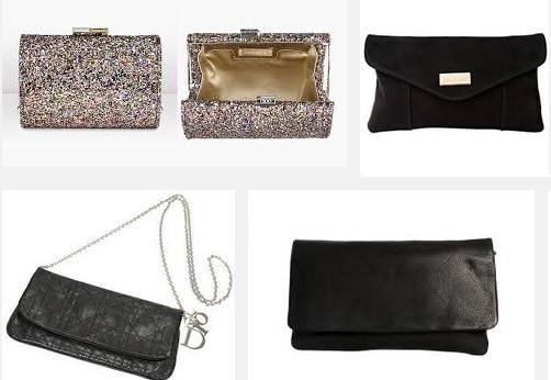 За мъжете - съединител, за жените малка чанта