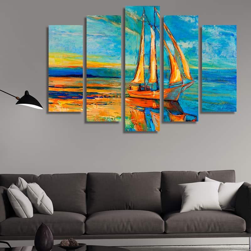 Картини за хол - море