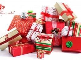 Подаръци за Нова година