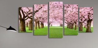 Картина с пейзаж