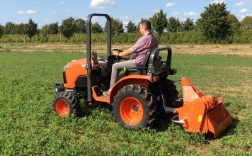 Малки трактори