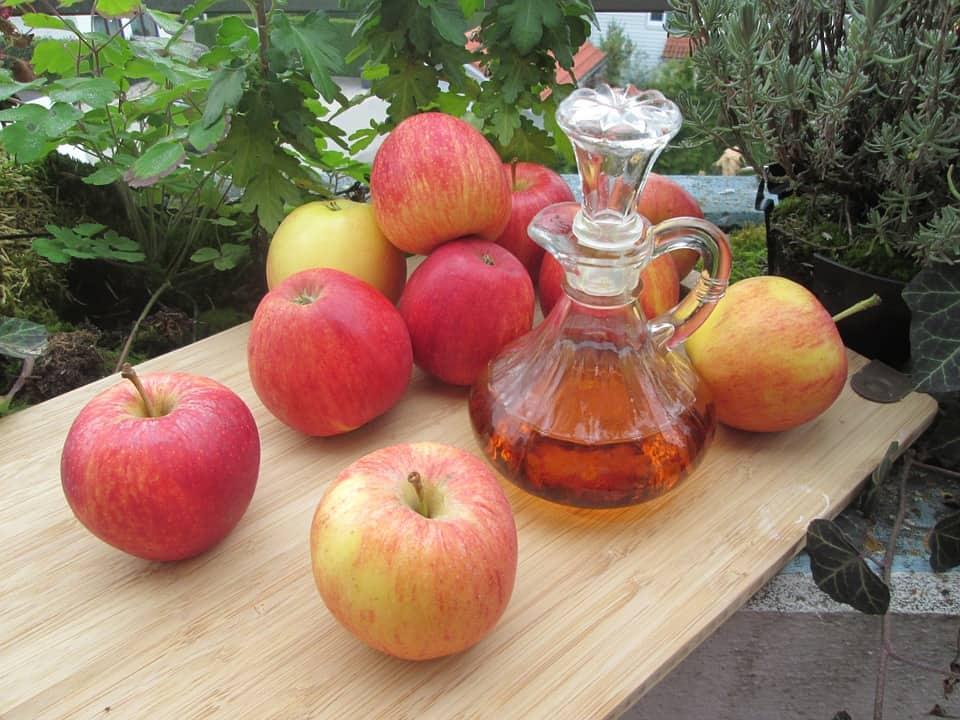 Странични ефекти на ябълковия оцет