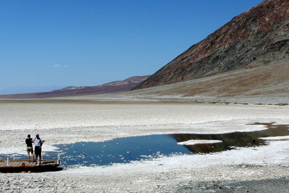 Долината на смъртта - мистерия