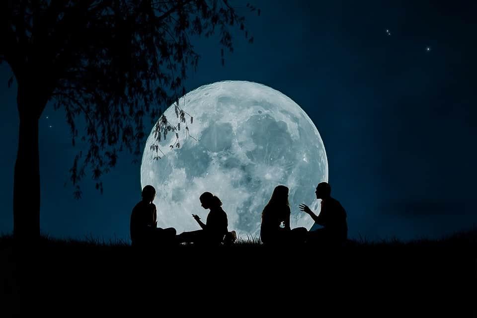 Прогноза за времето по луната