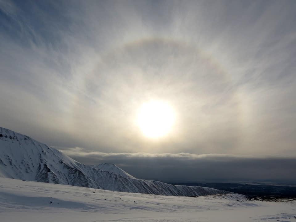 Прогноза за времето по слънцето