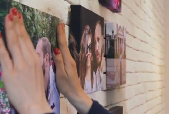 Снимки за стена