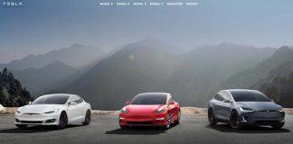 Електромобили Тесла