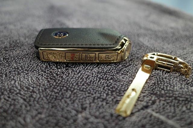 проблем с ключа за колата