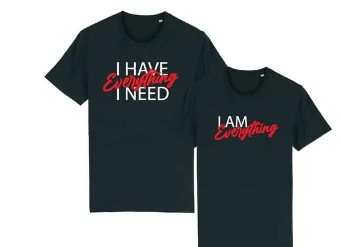 семейни тениски