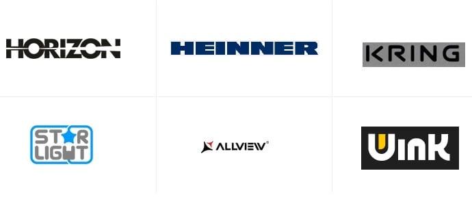 Мнение за марките продавани от Emag Steinhaus, Star-Light, Allview, Horizon, Heinner, Wink, Kring и Serioux