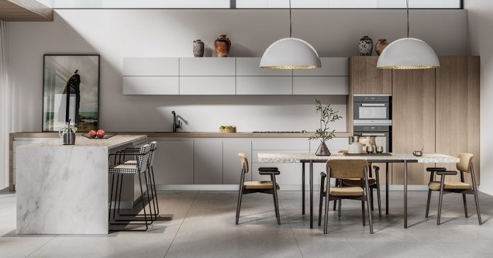 Проект за кухня как се прави