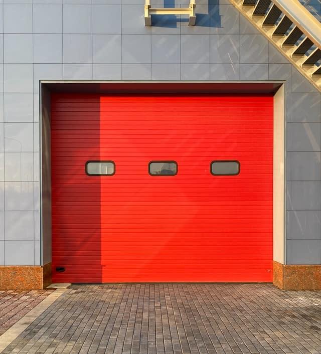 качествена гаражна врата